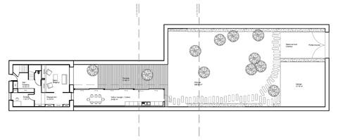 extension contemporaine de maison esquisse lyon 69 playtime aa. Black Bedroom Furniture Sets. Home Design Ideas