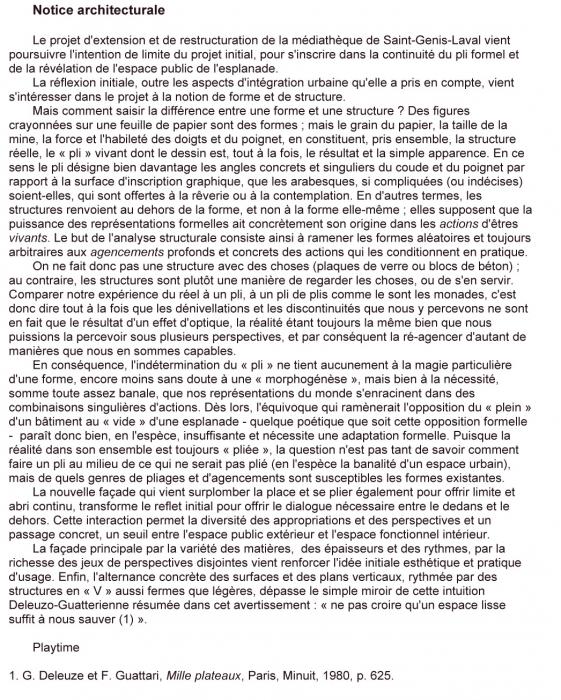 Notice archi PAAv1